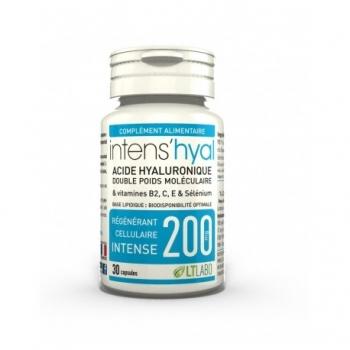 Intens'hyal 200mg - 30 Gélules - LT Labo