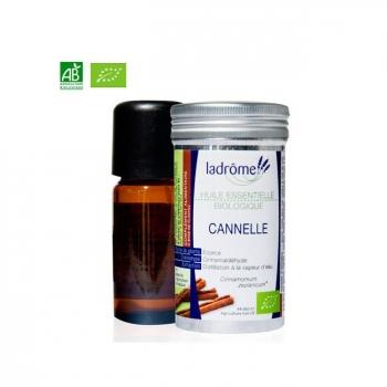 LADRÔME - Huile essentielle Cannelle de Ceylan bio 5ml