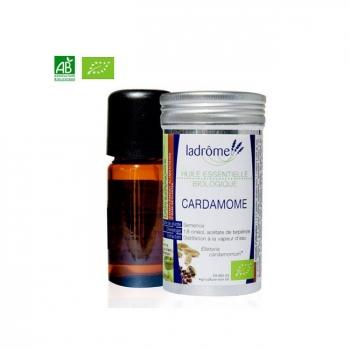 LADRÔME - Huile essentielle Cardamome bio 5ml