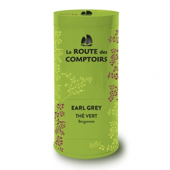Thé Earl Grey Vert