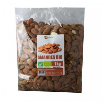 Amandes Bio - 1 kg
