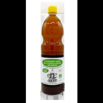 Condiment de vinaigre de cidre bio aux 50 extraits végétaux