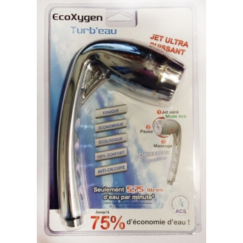 Douche EcoXygen Turb'eau