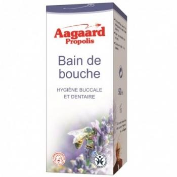 Bain de Bouche 50mL-Aagaard Propolis