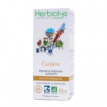 Cardère Bio - 50 ml