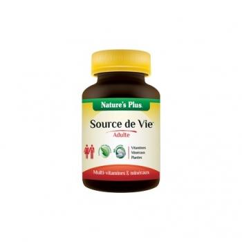 Source de Vie Adulte - 60 Comprimés - Nature's Plus