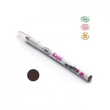 MOSQUETA'S - Crayon Kajal bio Marron à la rose musquée 1,14g