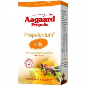 Propolentum Kids - 30 Pastilles - Aagaard Propolis