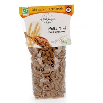 Pâtes P'tite Tini - Petit épeautre bio, 250 g