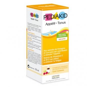 Pediakid Appétit - Tonus 125mL-Laboratoire Ineldea