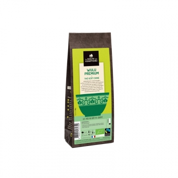 Thé vert bio Wulu Premium