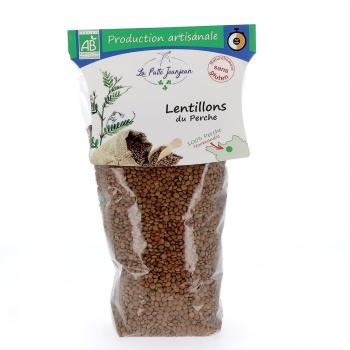 Lentillons du Perche bio, 500 g