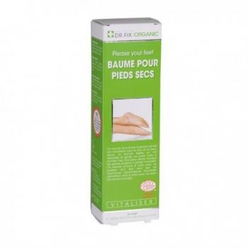 Baume pour Pieds Secs 75mL-Dr. Fix Organic