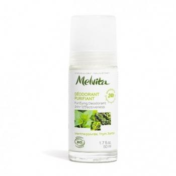 Déodorant Purifiant Efficacité 24h 50mL-Melvita