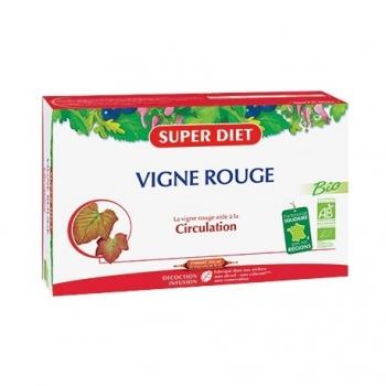 Vigne Rouge - Ampoules -SuperDiet