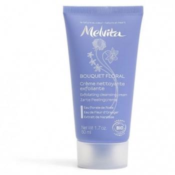 Crème Nettoyante Exfoliante 50mL-Melvita