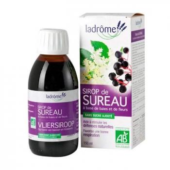 LADRÔME - Sirop de Sureau bio 150ml