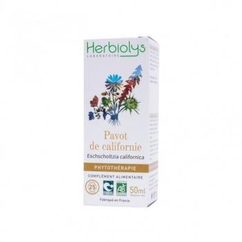 Pavot de Californie Bio - 50 ml