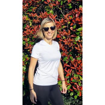 T-shirt Régénérant antidouleur Femme Fibranova