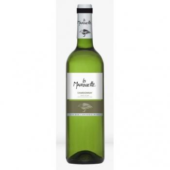 La Marouette Chardonnay - 75cl - Terroirs Vivants
