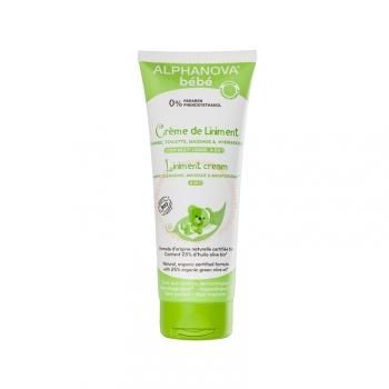 Crème de Liniment 4 en 1 Bio - Change, toilette, massage, hydratation - 200ml