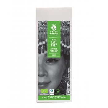Thé vert Bio EARL GREY 90g