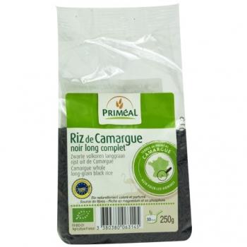 Riz noir de Camargue 250g-Priméal