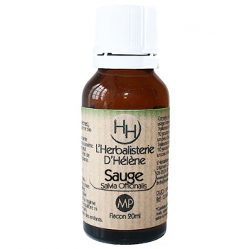 Sauge, 20ml, L'Herbalisterie D'Hélène