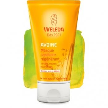 Masque Capillaire Régénérant à l'Avoine - 150ml - Weleda