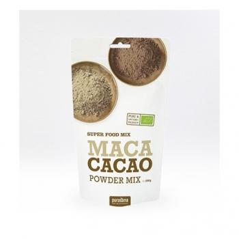 Maca et Cacao Poudre - Purasana - 250g