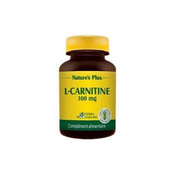 L-Carnitine - 300mg - Nature's Plus