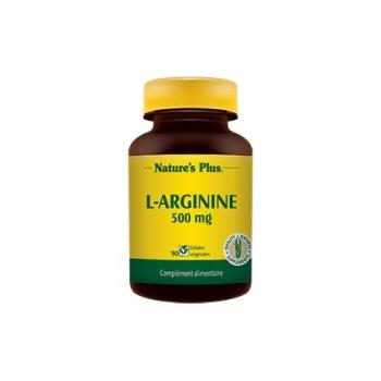 L-Arginine - 500mg - Nature's Plus