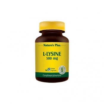 L-Lysine - 500mg - Nature's Plus
