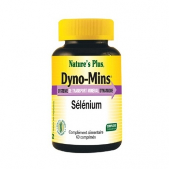 Selenium Dyno-Mins - 500mg - Nature's Plus