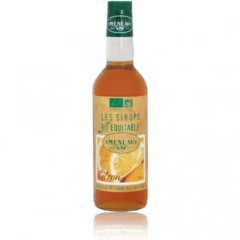 Sirop de Citron - 50cl - Meneau
