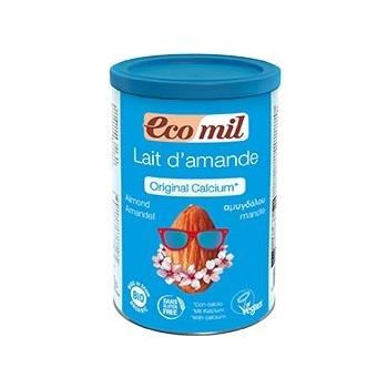 Lait Amandes-Calcium Instantané 400g Bio - Ecomil