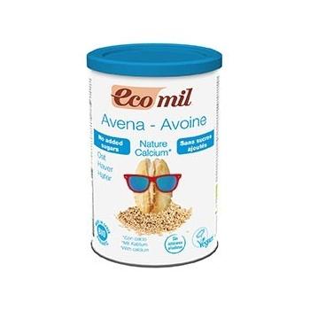 Boisson Avoine-Calcium Instantanée Nature 400g Bio - Ecomil