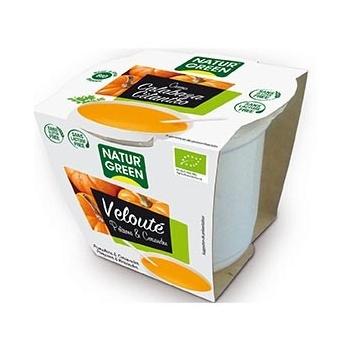 Soupe Potiron-Coriandre 310g Bio - Naturgreen