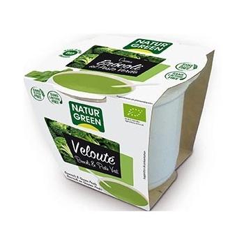 Soupe Brocolis-Pesto Vert 310g Bio - Naturgreen