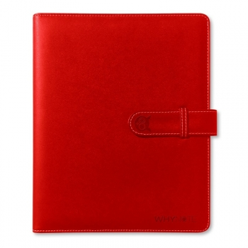 WHYNOTE HOUSSE A5 ROUGE - Protection pour votre WHYNOTE A5
