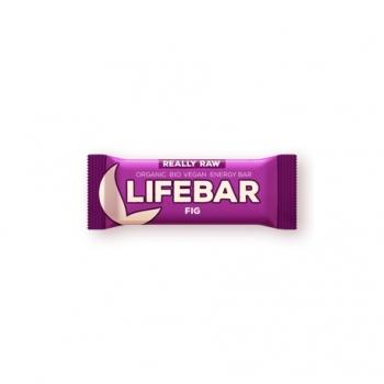 Lifebar Figue -Barre Énergétique - 47g - Lifefood