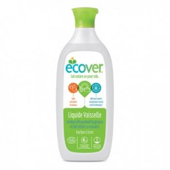 Liquide Vaisselle Parfum Citron - 500ml - Ecover
