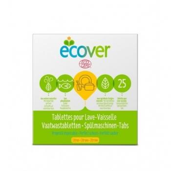 Tablettes pour Lave-Vaisselle Citron - 500g - Ecover