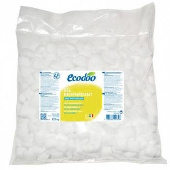 Sel Régénérant pour lave-vaisselle - 2,5kg - Ecodoo