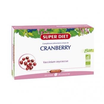 Cranberry Bio - Ampoules -SuperDiet