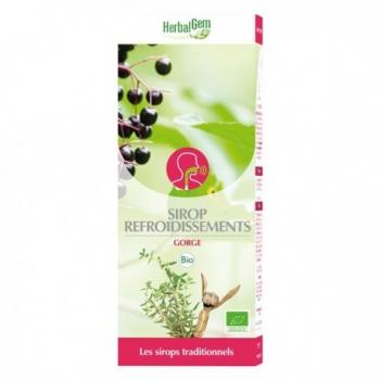 Sirop Refroidissements - HerbalGem - 250ml