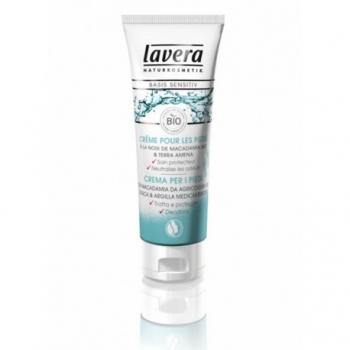 Crème pour les Pieds Basis Sensitiv - 75mL - Lavera
