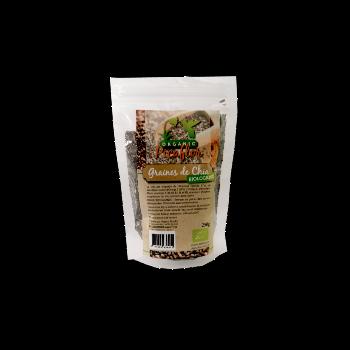 Graines de chia BIO Organic Picaflor - 200 g