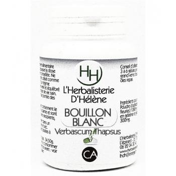 Bouillon blanc, 100 gélules, L'Herbalisterie D'Hélène
