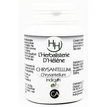 Chrysantellum americanum, 100 gélules, L'Herbalisterie D'Hélène